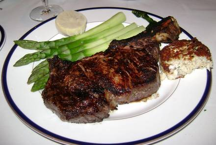 Pacific Dining Car US's BEST STEAK RESTAURANTS 2018;