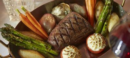 Duane's Prime Steaks & Seafood Top 10 Steakhouse;