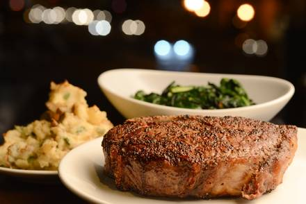 Del Frisco's Double Eagle Steak House USDA Prime Steaks;
