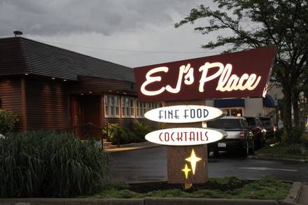 EJ's Place Best Steakhouse;
