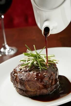 Michael Jordan's Steak House US's BEST STEAK RESTAURANTS 2018;