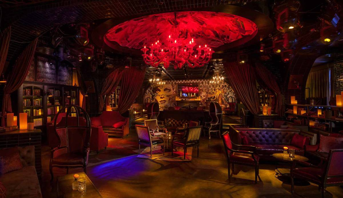 Lavo Italian Restaurant Amp Nightclub New York Restaurant On
