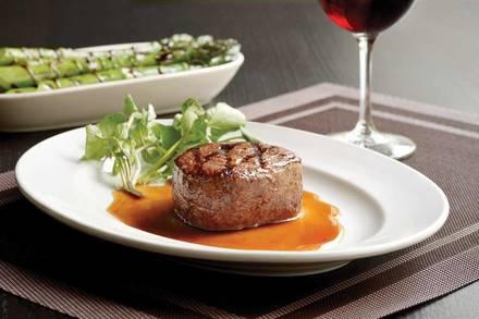 Morton's The Steakhouse McKinney St. Best Steakhouse;