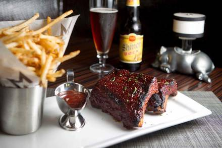 Morton's Grille US's BEST STEAK RESTAURANTS 2018;