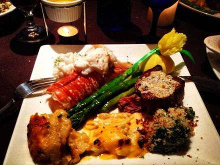 Perry's Steakhouse & Grille, 23501 Cinco Ranch Blvd. Best Steakhouse;