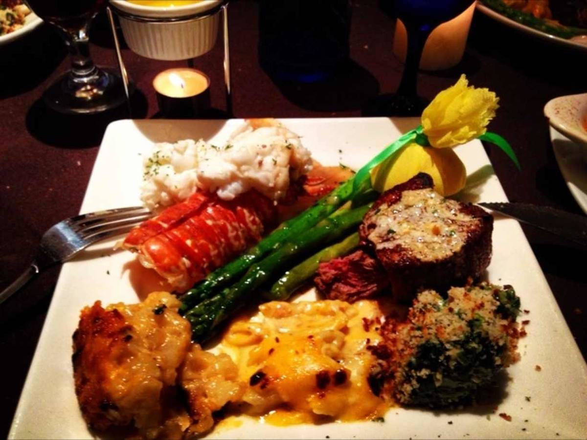 Perrys Steakhouse Grille Sugar Land Restaurant On Best Steakhouse