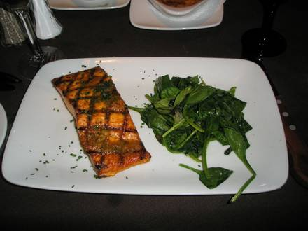 Perry's Steakhouse & Grille prime steakhouse;