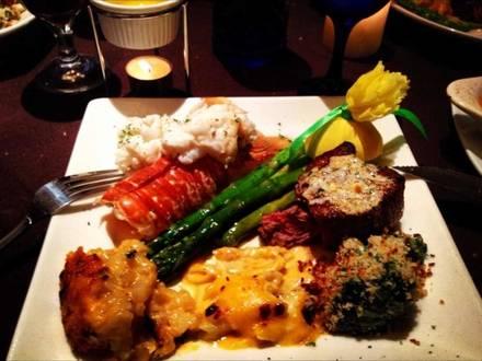 Perry's Steakhouse & Grille Best Steak Restaurant;