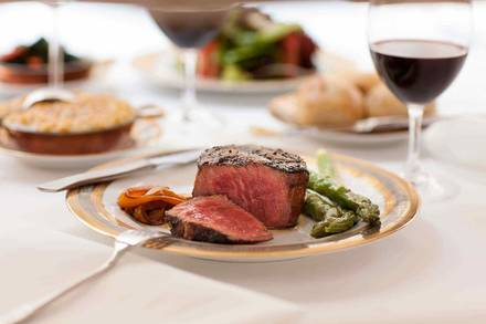 Bohanan's Prime Steaks and Seafood US's BEST STEAK RESTAURANTS 2018;