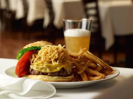 The Palm Restaurant prime steakhouse