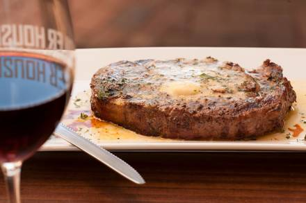 The Boiler House and Texas Grill & Wine Garden Best Steakhouse