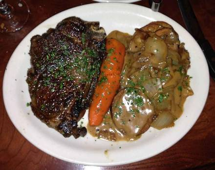 Bob's Steak and Chop House Best Steakhouse;