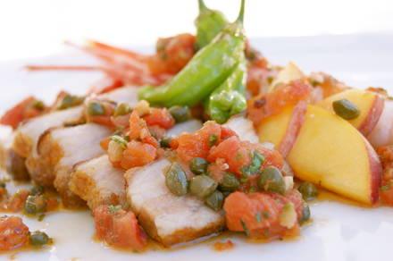 Eddie V's Prime Seafood prime steakhouse;