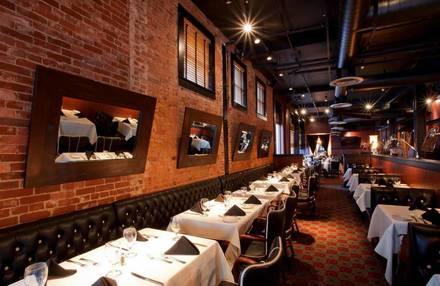 Mercury Chophouse Best Steakhouse;