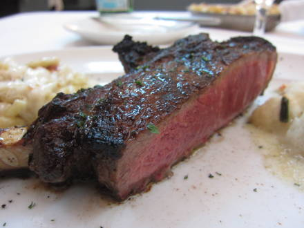Mastro's Ocean Club Best Steak Restaurant;
