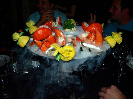 Mastro's Ocean Club Best Steakhouse;