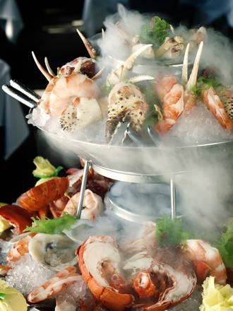 Mastro's Ocean Club prime steakhouse;