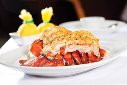 Mastro's Ocean Club USDA Prime Steaks;
