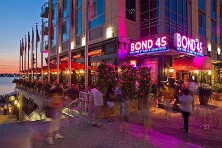 Bond 45 USA's BEST STEAK RESTAURANTS 2020;