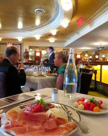 Bond 45 prime steakhouse;