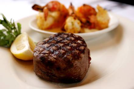 Morton's The Steakhouse, 1050 Connecticut  USDA Prime Steaks;