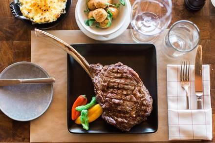 J&G Steakhouse US's BEST STEAK RESTAURANTS 2018;