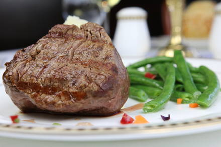 Five Palms Steak & Seafood Best Steakhouse;