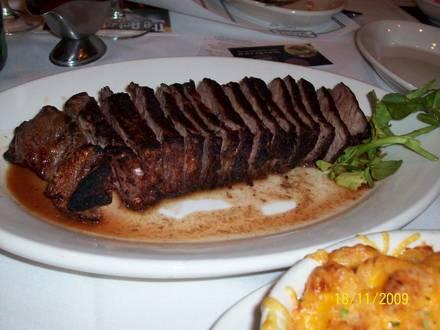 Morton's The Steakhouse 3251 Prospect St. Top 10 Steakhouse;