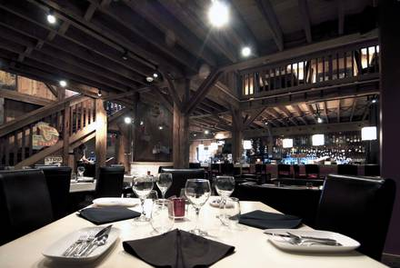 Strip Steakhouse US's BEST STEAK RESTAURANTS 2018;