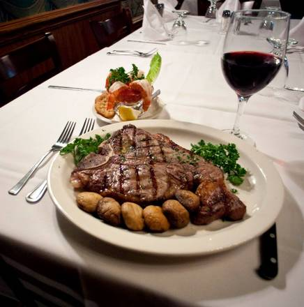 The Diamond Grille US's BEST STEAK RESTAURANTS 2018;