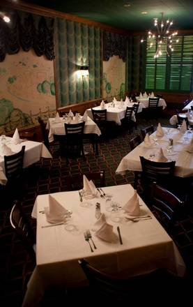 The Diamond Grille Best Steakhouse;