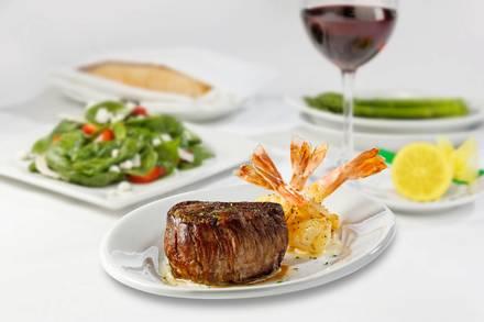 Ruth's Chris Steakhouse La Cantera Terrace USA's BEST STEAK RESTAURANTS 2alif018;