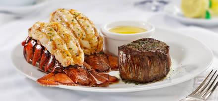 Ruth's Chris Steakhouse La Cantera Terrace Best Steak Restaurant;