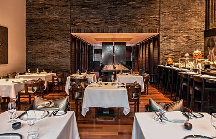 The Setai Grill US's BEST STEAK RESTAURANTS 2018;
