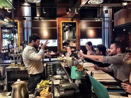 HUB 51 best chicago rooftop restaurants;