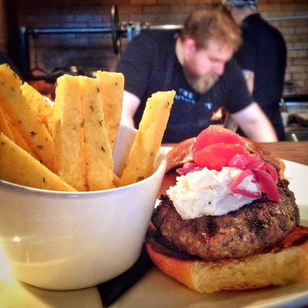The Promontory best german restaurants in chicago;