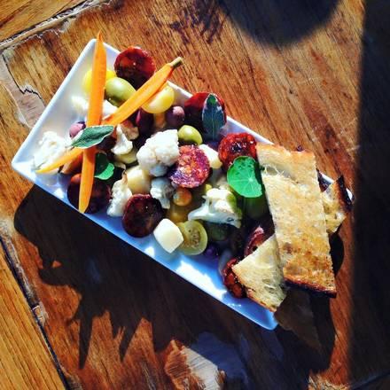 Webster's Wine Bar best greek in chicago;