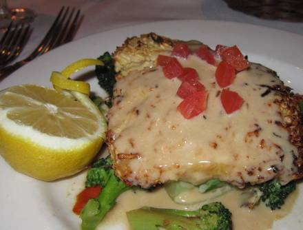 The Palm Restaurant, Charlotte Top 10 Steakhouse;