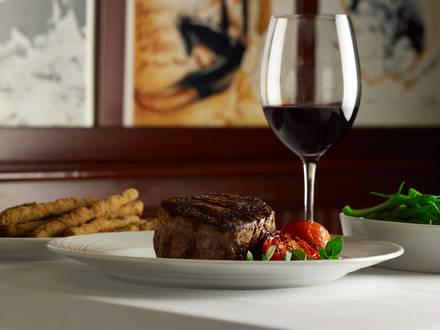 The Palm Restaurant US's BEST STEAK RESTAURANTS 2018;
