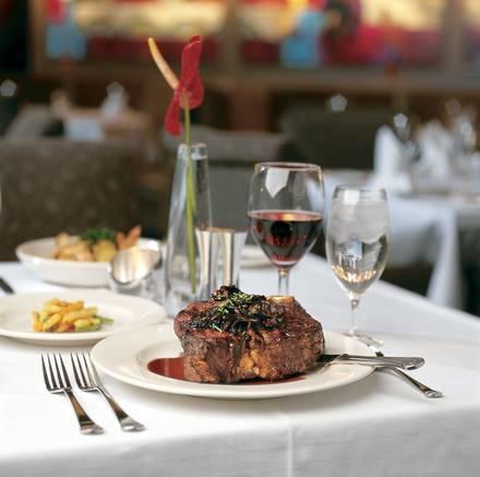 Cholla Prime Steakhouse US's BEST STEAK RESTAURANTS 2018;