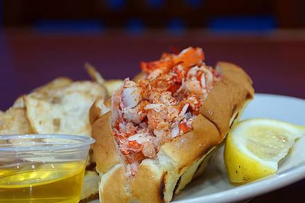 New England Seafood Company best comfort food chicago;