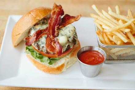 Sky Top 10 Steakhouse;