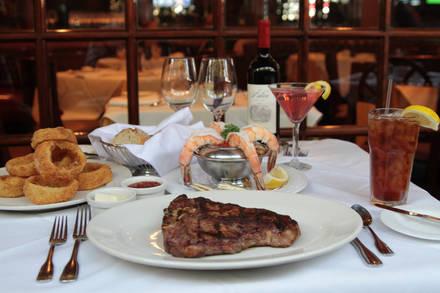 Monty's Steakhouse USA's BEST STEAK RESTAURANTS 2020;