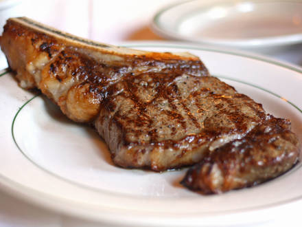 Smith & Wollensky USDA Best Steaks;
