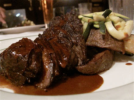 Smith & Wollensky Top 10 Steakhouse;