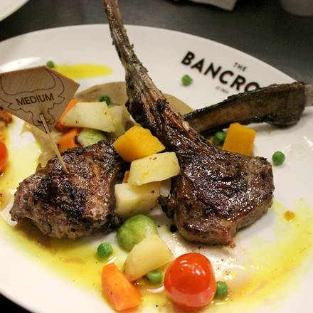 The Bancroft Chicago's Best Steak 2018;