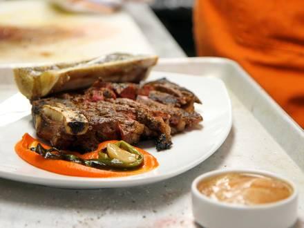 Bogie's Place Best Steakhouse;