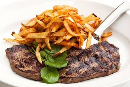 Mon Ami Gabi best comfort food chicago;