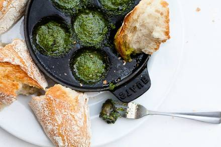 Mon Ami Gabi best french bistro chicago;