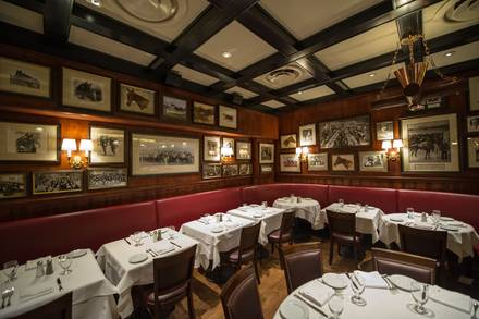 Steakhouse 85 Chicago's Best Steakhouses 2018;